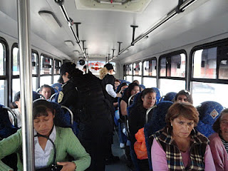 "Implementan el operativo ""Pasajero Seguro"""