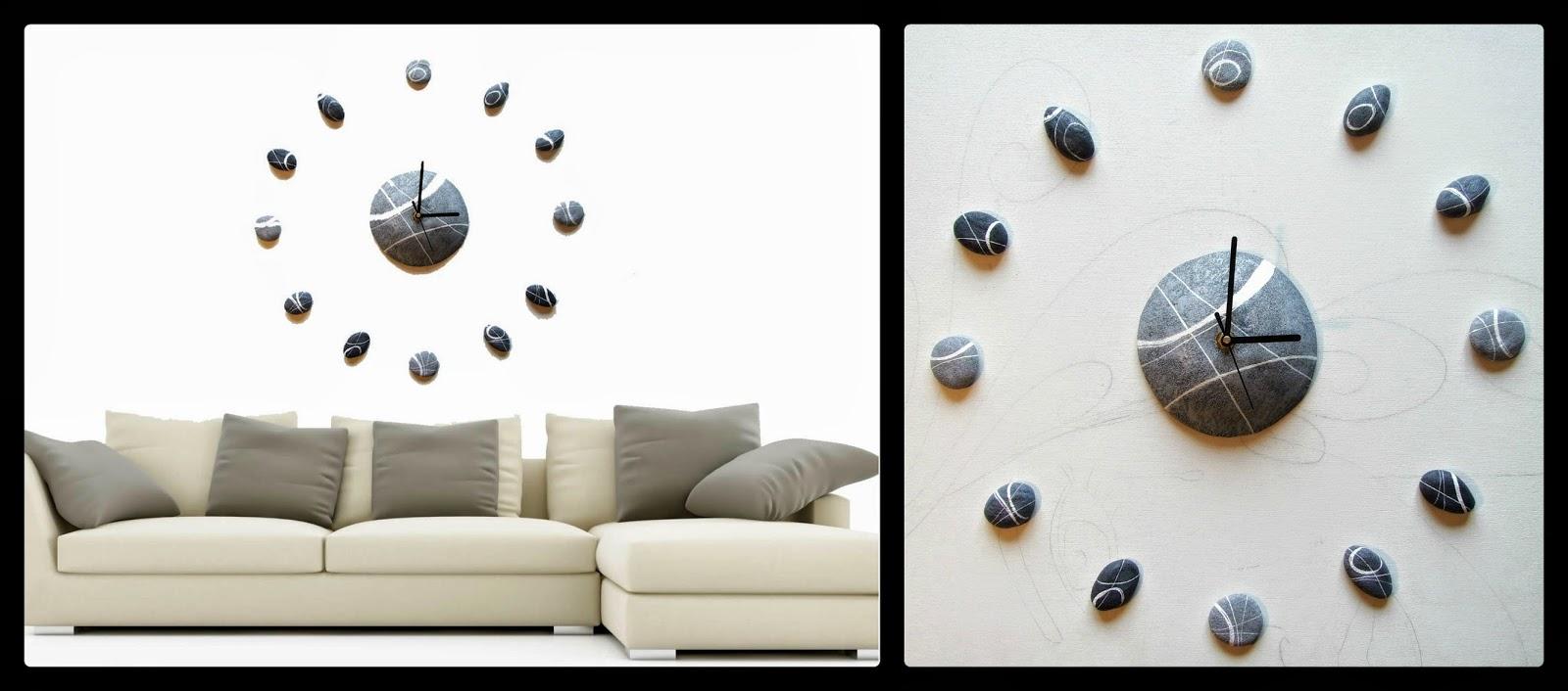 Sognoametista orologi adesivi da parete natura e design for Adesivi sul muro