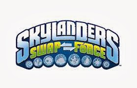 Skylanders Swap Force logo