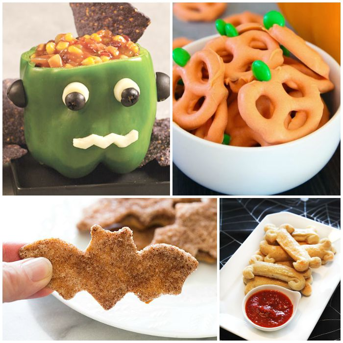healthy halloween snacks for kids - Healthy Halloween Snacks For Toddlers