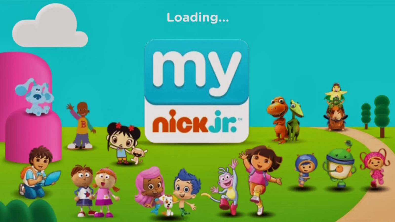 nickalive!: nickelodeon uk and virgin media launch my nick jr. app