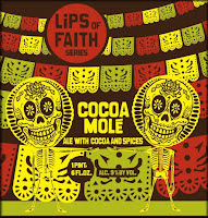 New Belgium Cocoa Mole