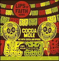 New Belgium Cocoa Mole