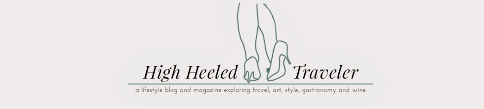 High Heeled Traveler