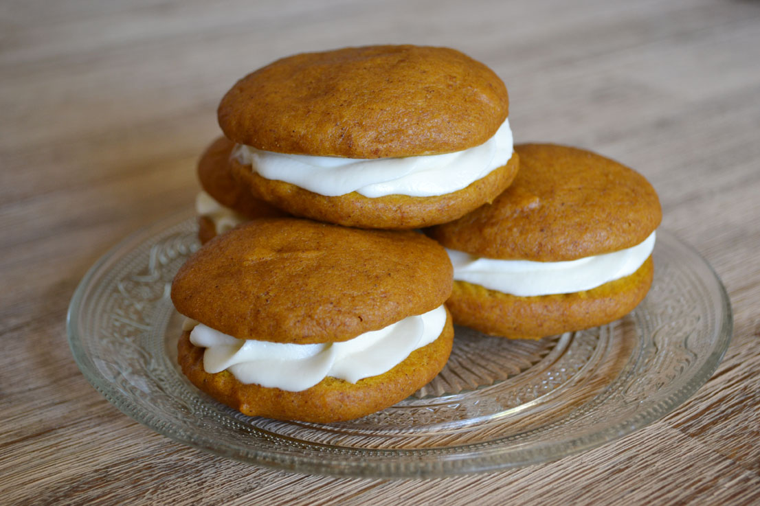 Sunny by Design: Pumpkin Whoopie Pies