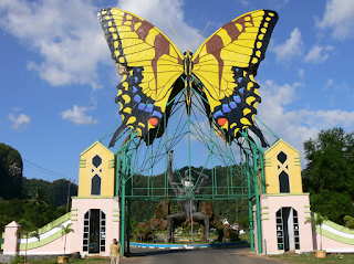 Taman Kupu-kupu nasional Bantimurung