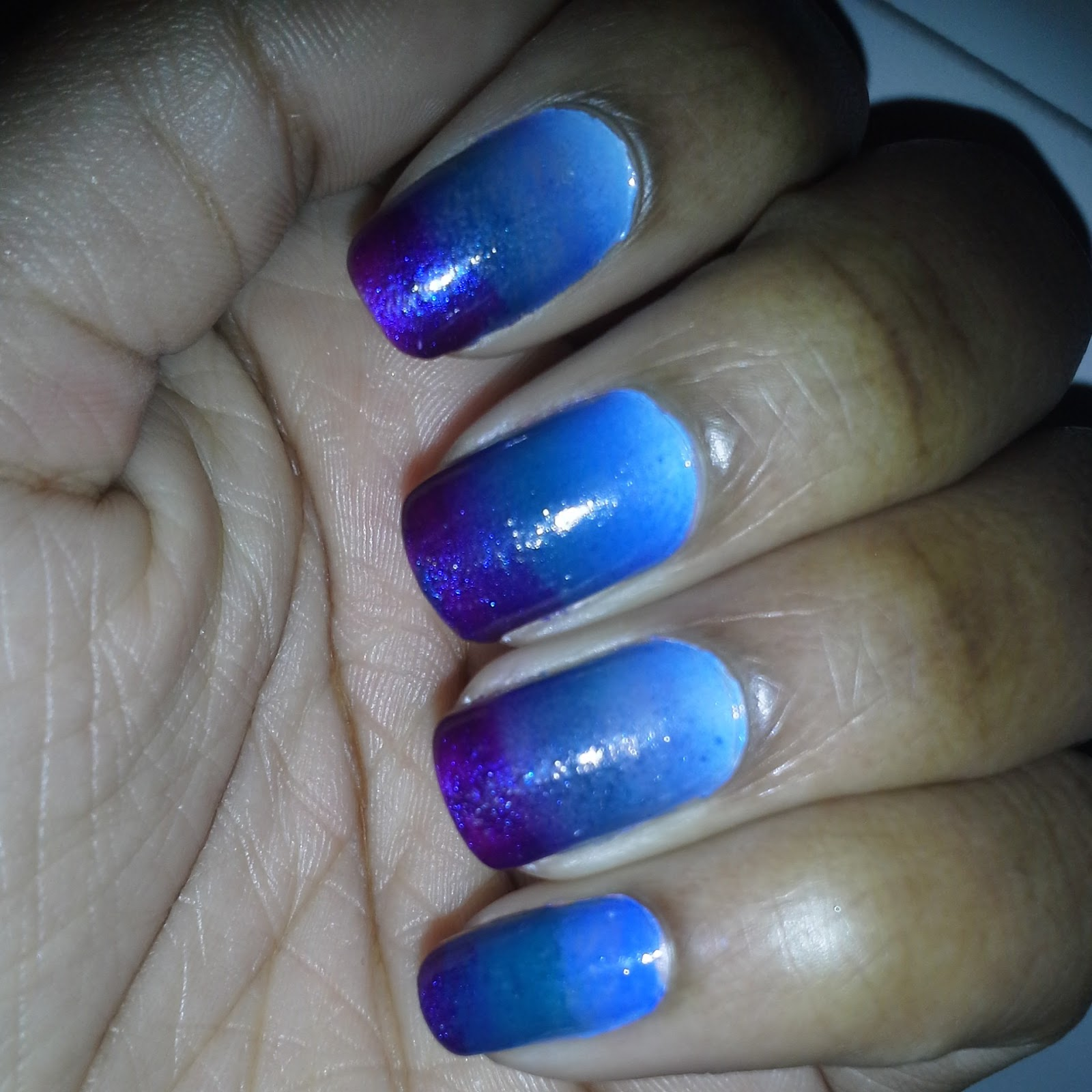 colorful dripping nails this is my most recent manicure