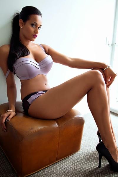 big boobs see through tight skirt