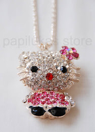 Kalung Hello Kitty