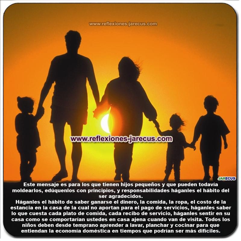 Reflexiones de Familia,
