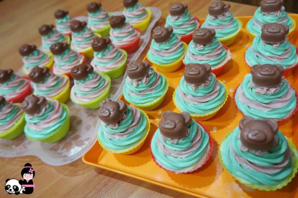 souvenir soap cupcake