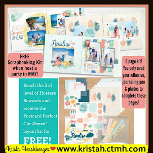 Host a 350+ party in May & get MORE free CTMH products!!
