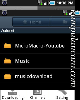 Download Video Youtube dari Phone Android