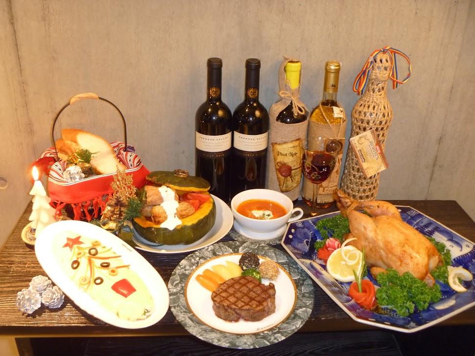東欧家庭料理とルーマニア・ワインの店 トレイ・イニミ