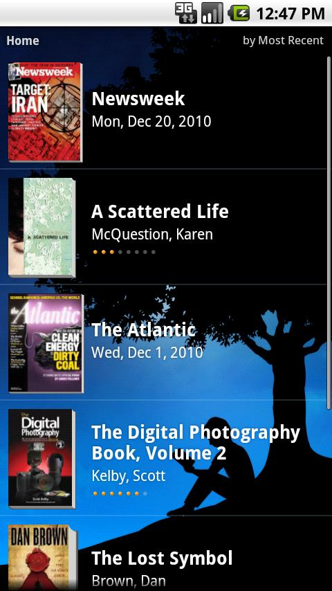 Top 10 Best Android Apps Of 2011