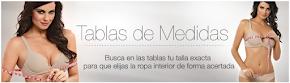Tabla de Medidas - Leonisa