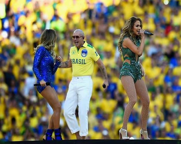 FIFA Opening Ceremony