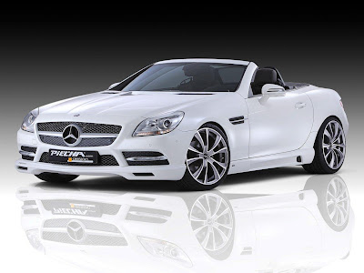 Piecha Design Accurian RS Mercedes Benz SLK photos 2012