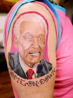 Celebrity Tattoos | Celebrity Portrait Tattoos