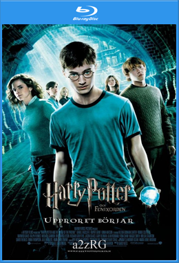 Harry Potter And The Order Of The Phoenix 2007 Full Movie Hindi-English Dual Audio Download