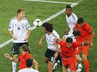 Belanda vs Jerman 1-2 Grup B EURO 2012
