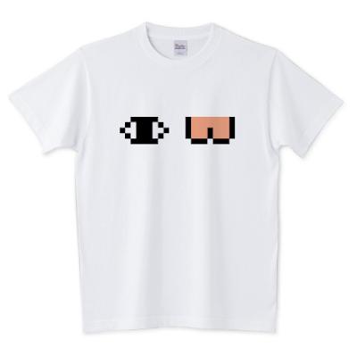 人見知りTシャツ