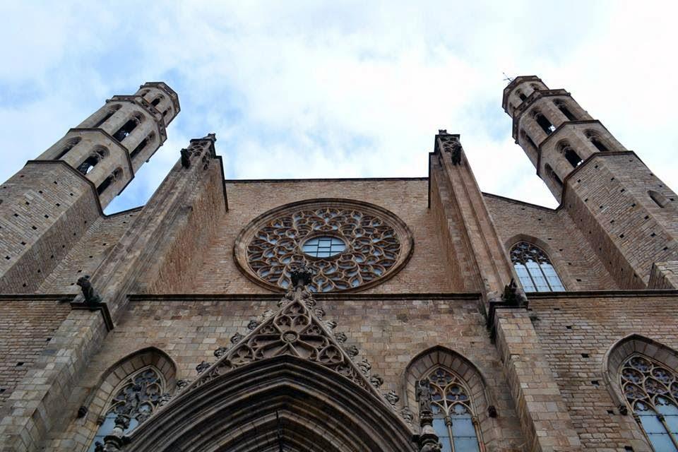 Basílica Santa María del Mar, Barcelona | Bitácoras Viajeras