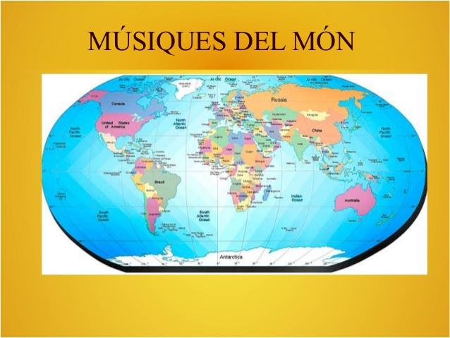 Músiques del món