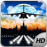 Aircraft Pro HD LWP Apk Download