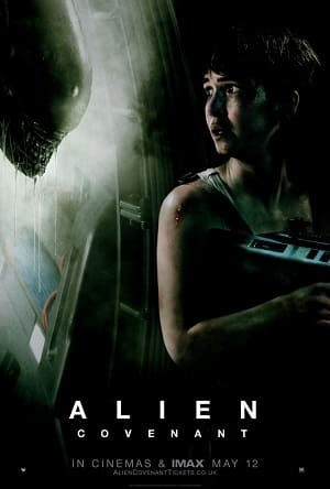 Alien Covenant - Bluray 1080p 720p Filmes Torrent Download capa