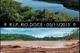 Quanto vale a vida do Rio Doce?