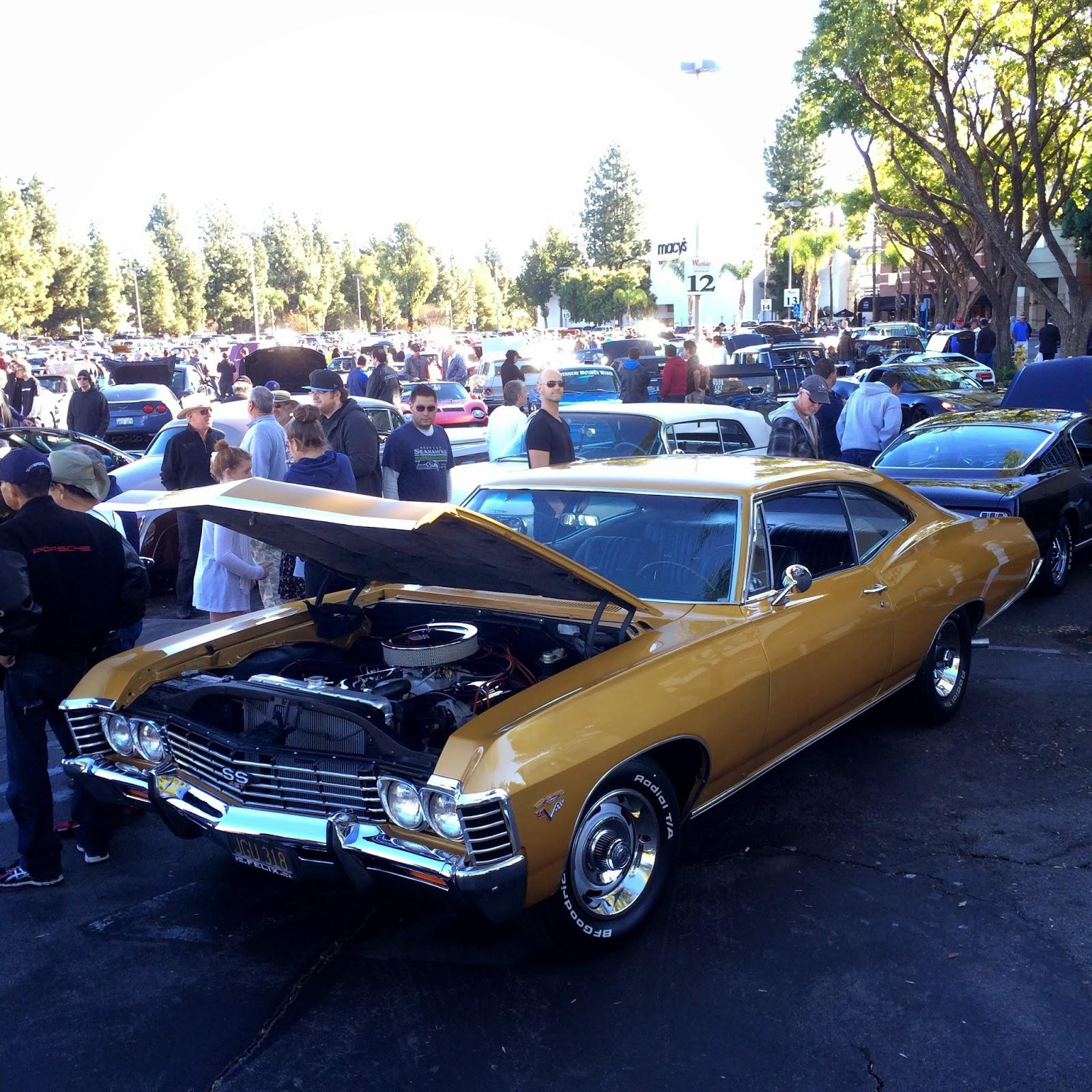 Covering Classic Cars Supercar Sunday Dia De Los Muertos Car - California car shows