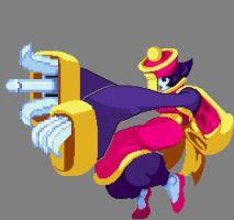Hi Sen Ko, un famoso Jiang Shi que aparece en el juego DarkStalkers de CAPCOM