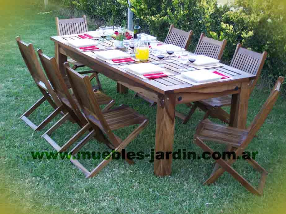Muebles de jardin de madera hd 1080p 4k foto for Muebles de jardin de madera