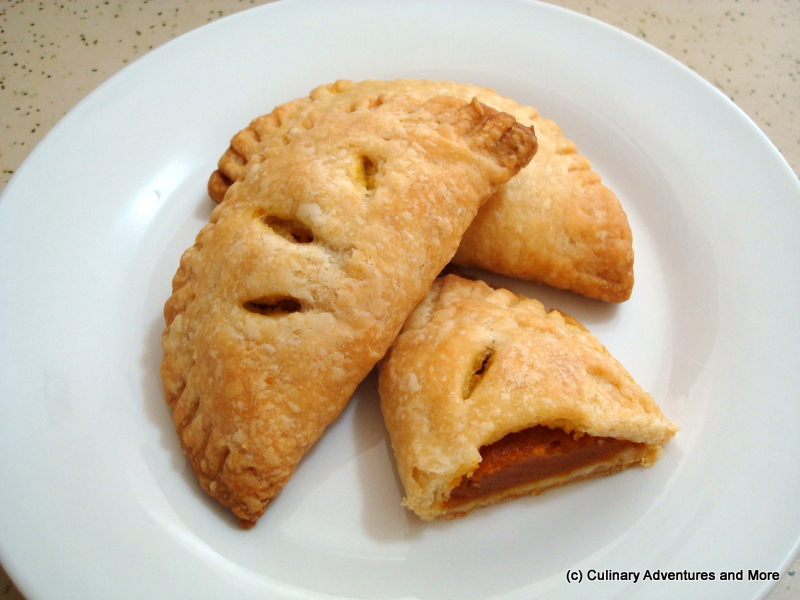 ... Adventures and More : Baking Adventure: Harry Potter Pumpkin Pasties