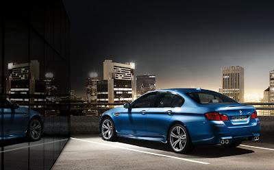 BMW M Series M5 Sedan Car Wallpapers