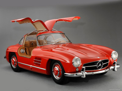pictures Mercedes-Benz 300SL