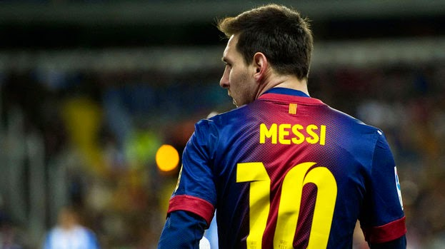 theKONGBLOG™: Lionel Messi — The Greatest Soccer Player In ...