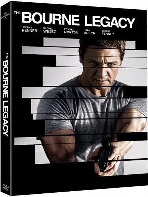 Download - O Legado Bourne - DVD-R
