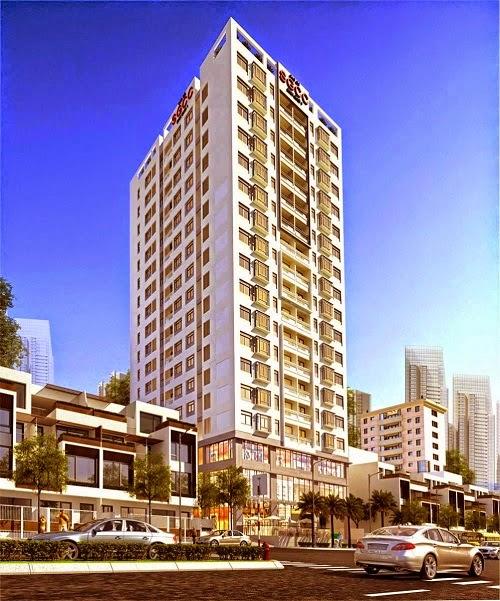 Hòa Bình Mở bán căn hộ Soho Riverview Bình Thạnh giá gốc
