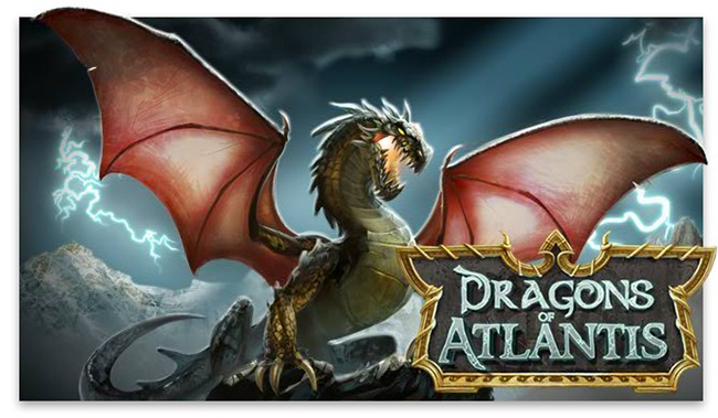 Android Dragons of Atlantis Apk resimi