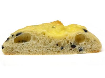 地中海オリーブとチーズのフォカッチャ | 神戸屋