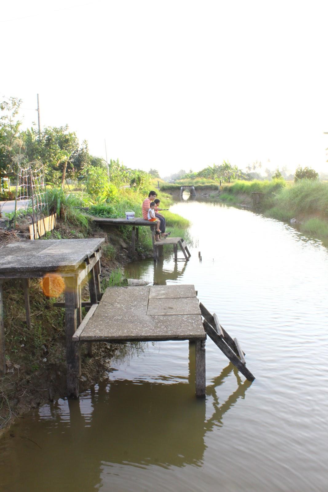 METROSKY KIDS: Gambar Kampung Halaman