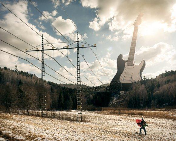 erik johansson fotografia fotomanipulação photoshop surreal onírico