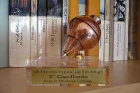 3r PREMI ESPIRAL EDUBLOGS