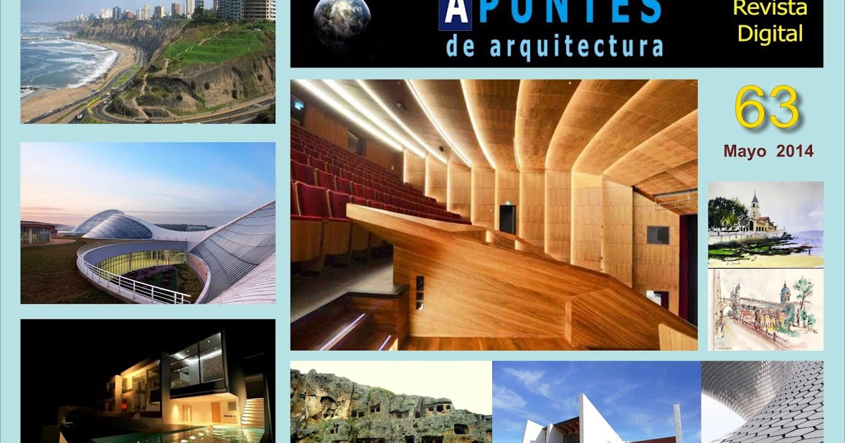Revista digital apuntes de arquitectura revista digital for Carrera arquitectura espana