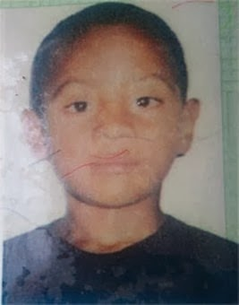 corpo de uma criança de nove anos desaparecida desde a sexta feira 15 ...