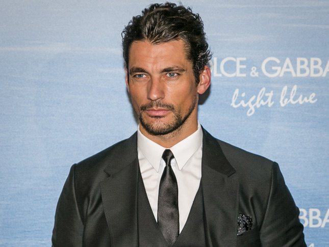 David Gandy Talks To Gq Spain (May 2013)