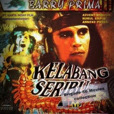 Brigade 86 Movies Center - Kelabang Seribu (1987)