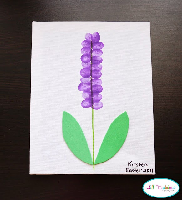 Home Made Modern Craft Of The Week 5 Easy Spring Crafts For Kids